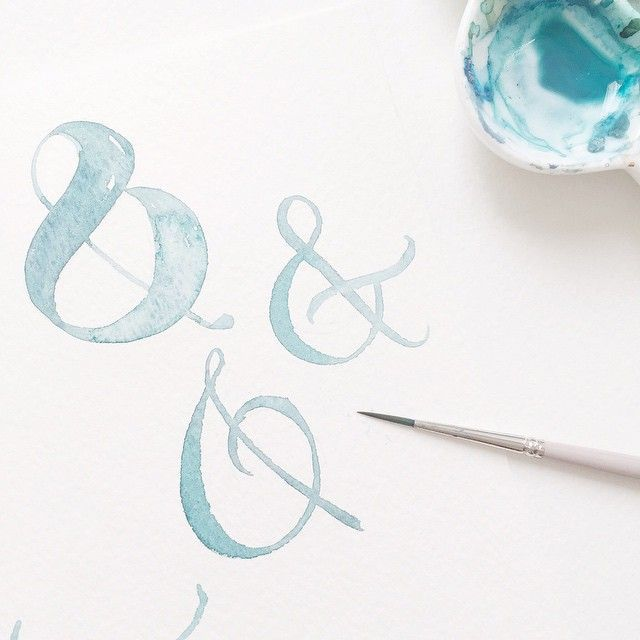 17 Best Images About Lettering Calligraphy On Pinterest