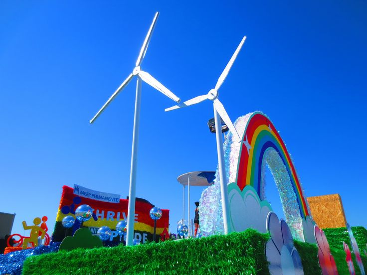 San Francisco Pride: Exclusive preview of this year's parade floats - Curbed SFclockmenumore-arrow : So. Many. Rainbows.