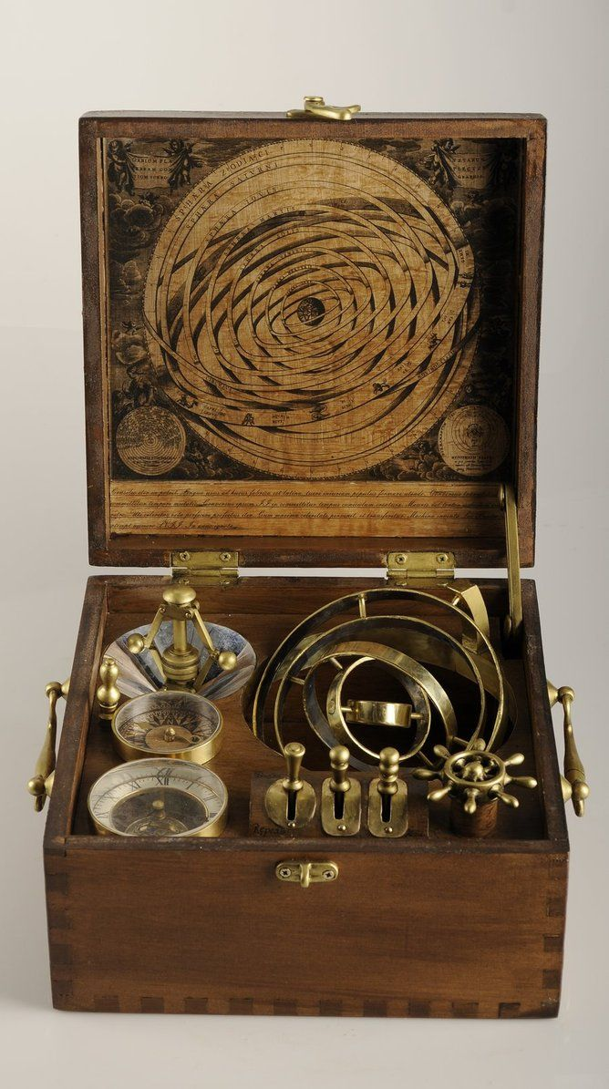 Time machine for sitting in a nook in the hall or on a pedestal in the library. So cool looking!