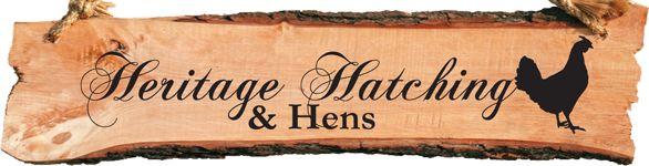 Hertiage Hatching and Hens website