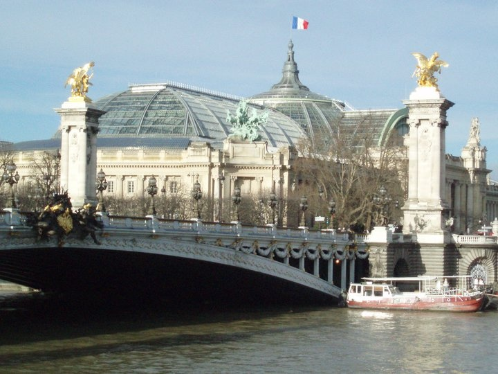 Grand Palais #paris #mustsee #accorcityguide The nearest Accor hotel : Sofitel Paris Le Faubourg