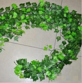 Wholesale Cheap Home Decor Online Brand Find Best Hot Selling Artificial Ivy Leaf Garland Plants Vine Fake Foliage Flowers Home Decor At Discount Prices
