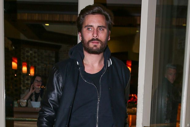 Scott Disick Can't Stop, Won't Stop Partying with Different Female Friends