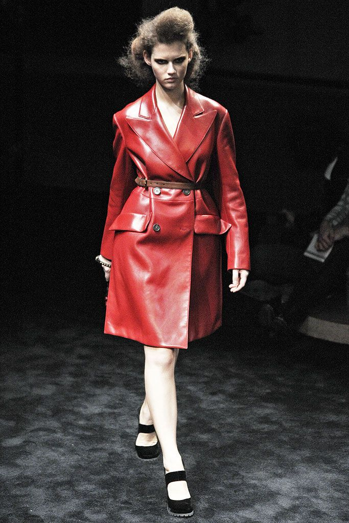 Prada - Fall 2009 Ready-to-Wear - Look 35 of 41