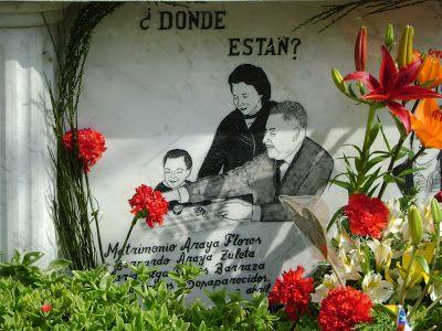 Un país llamado CHILE: Cementerio General de Santiago-6/10/2010