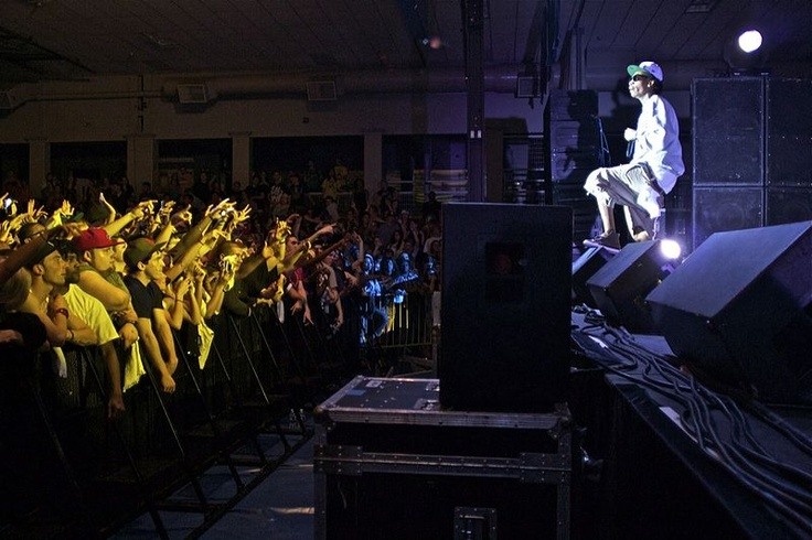 Wiz Khalifa performing at Colby College on May 6, 2011. http://www.payscale.com/research/US/School=Colby_College/Salary
