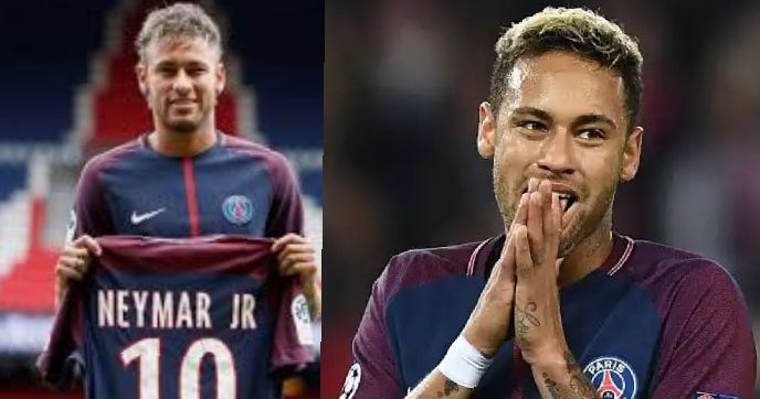 Neymar's Transfer-switch to PSG is the reason for football's inflated transfer fees.