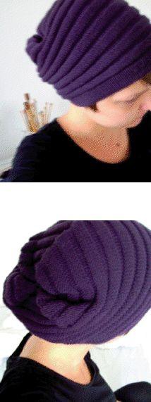 Cappello a maglia - Istruzioni