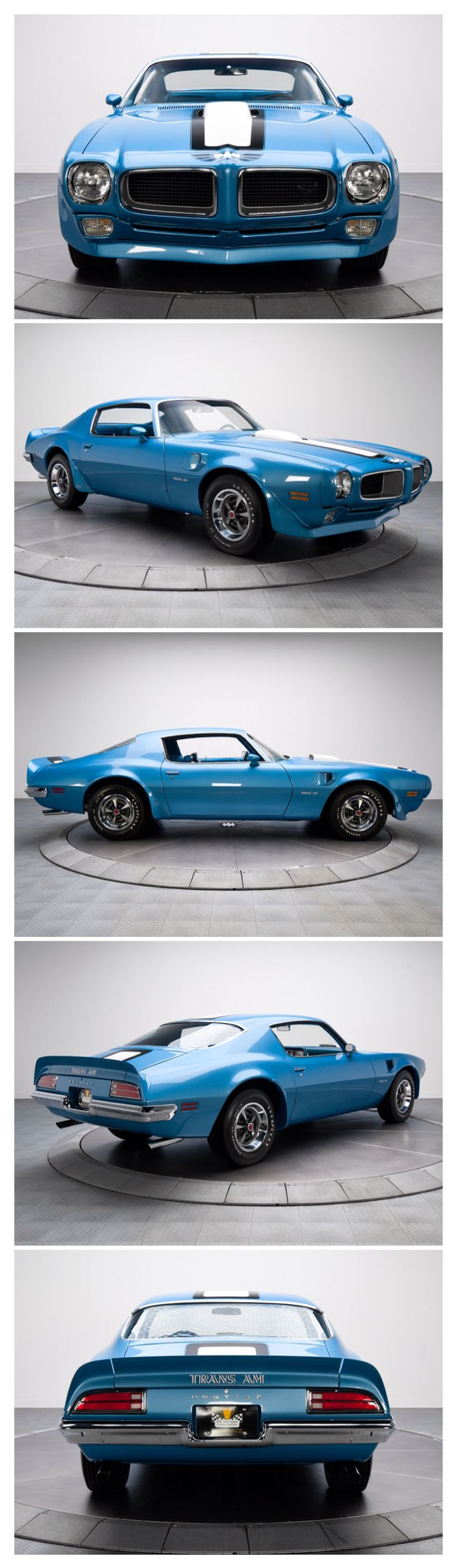 1970 Pontiac Trans Am Love the shape
