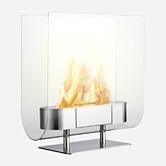 Totally cool iittala fireplace