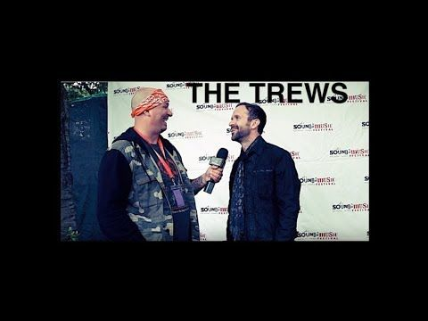 A short but fun interview with John-Angus MacDonald of the Trews, shot at the Sound Of Music Festival in Burlington, ON, in the summer.