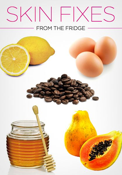 10 Secret Skin Fixes From The Kitchen