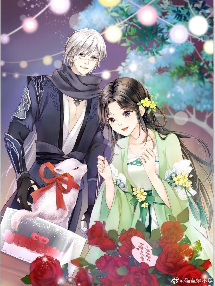 Ghim của piin shue trên Game Trung trong 2020 Anime
