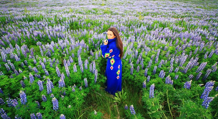 So many lupine fields around Hotel Ranga! Even before getting to Ranga (coming from Reykjavik), but especially when heading to Vik (around Seljalandfoss) you will find huge fields covered and purple lupine flowers. Perfect for some photo shooting :) But don't forget that the lupine season is at the beginning of summer (June-July) :)
