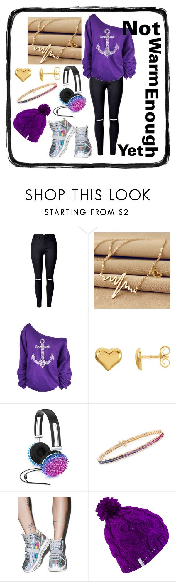 """Not Warm Enough Yet - Cold Spring"" by pandacurry-official ❤ liked on Polyvore featuring WithChic, Celebrate Shop, Ross-Simons, Y.R.U. and Coal"