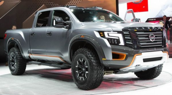Nissan TITAN Warrior Concept Price