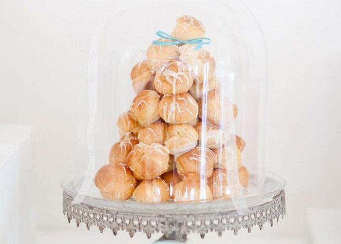フランスのウェディングケーキ♡美味しくて可愛いクロカンブッシュって??のトップ画像