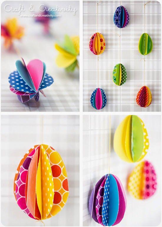 I Dig Pinterest: 10 Easy Easter Crafts for Kids
