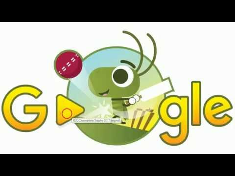Google Doodle Game Highest Score Icc Champions Trophy