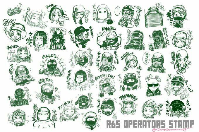 Rainbow Six Siege White Mask: The 9 Best Rainbow Six Siege Images On Pinterest