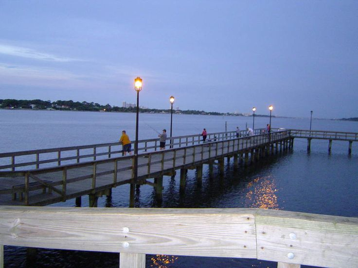 Ormond beach fl ormond pier travel pinterest for Daytona beach fishing pier