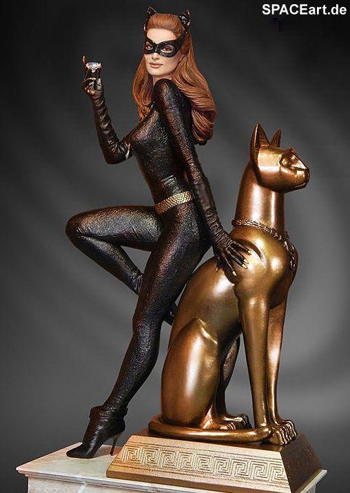 Batman: Catwoman Maquette (Julie Newmar), Statue ... https://spaceart.de/produkte/bm023.php