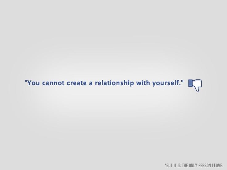Relationship.