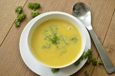 Recept met de gezonde en 'vergeten groenten': Pastinaak. Deze pastinaak pompoensoep is lekker, makkelijk te maken en vooral super gezond!
