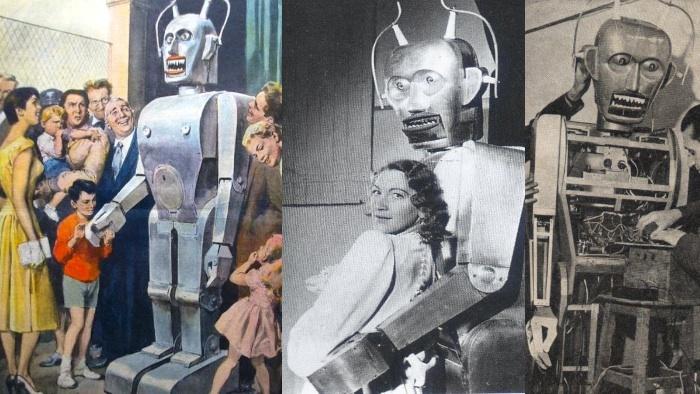 1000 images about robot geek on pinterest science fiction robot illustration and mega man. Black Bedroom Furniture Sets. Home Design Ideas