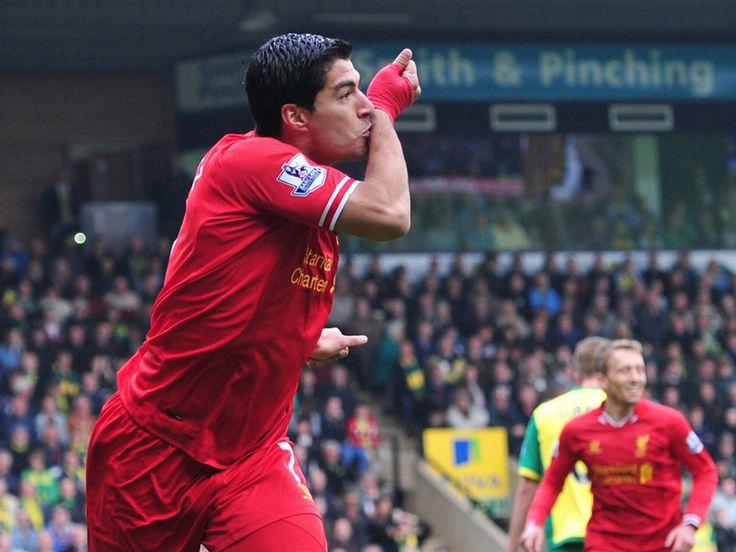 Suarez 'happy' at Liverpool  - Article From Football 365 Website - http://footballfeeder.co.uk/news/suarez-happy-at-liverpool-article-from-football-365-website-2/