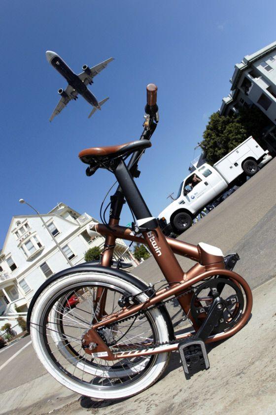 [Btwin Tilt] Le vélo pliant de ville idéal est arrivé chez Decathlon !