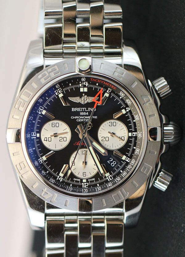 Breitling Chronomat 44 GMT Watch