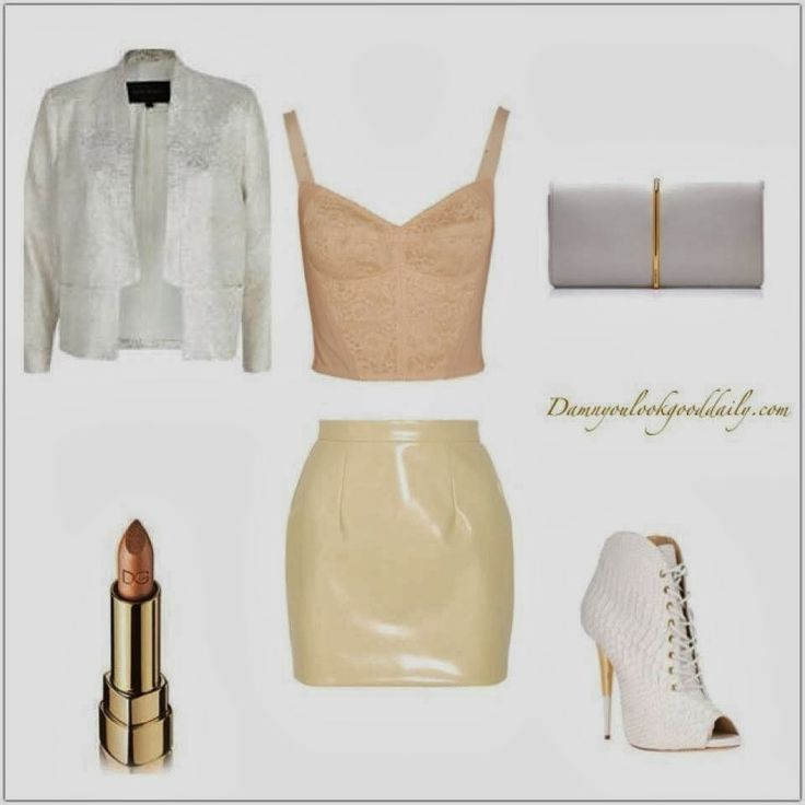 #nightimeoutfits #cluboutfits #sexyoutfits #datenightoutfits #outfitideas #fashion #style #celebritystyle  Damn You Look Good Daily: Daily D Fashion-How To Look Hot for Spring with Ne...