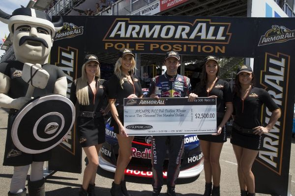 ARMOR ALL SHINES ON WITH V8 SUPERCARS
