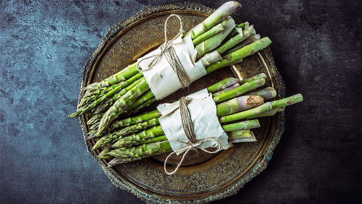 Nearly half of people living with depression have low folate levels. Asparagus is a mood-boosting food loaded with the nutrient. Asparagus is also key in preventing—or nursing—a hangover. In 2009, Korean researchers found that asparagus extracts increased levels of important enzymes that break down alcohol after heavy drinking. (Asparagus is just one of these 10 great hangover foods.)