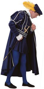 ROMEO-COSTUME-MENS-ADULT-RENAISSANCE-COLONIAL-PRINCE-SHAKESPEARE-NEW-HQ-90747