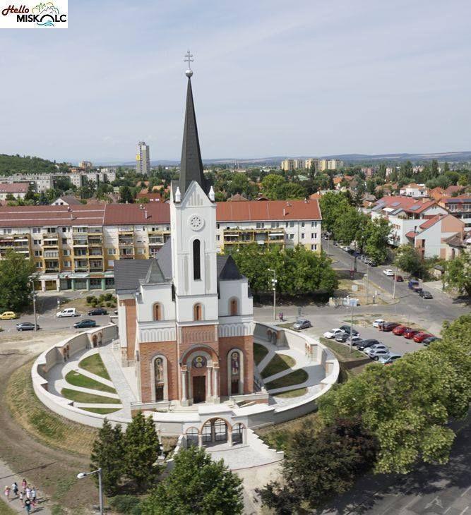 Miskolc, Búza-téri székesegyház