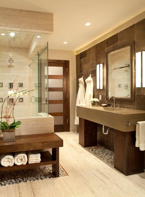 Stone Wall Bathroom-08-1 Kindesign