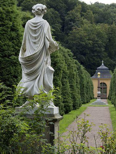 Gardens Of Schloss Weesenstein Added In 1781