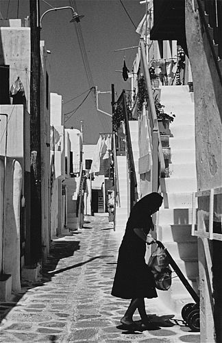 Mykonos / Cyclades / Mer Égée / Grèce / août 1983 | Flickr - Photo Sharing!