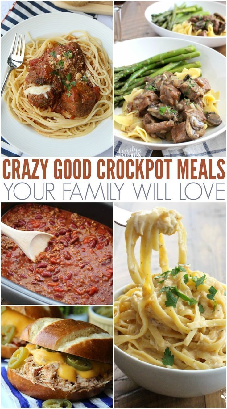 These Easy Crockpot Recipes are all meals that I have made myself. They all have turned out amazing and my family has loved them. #crockpot #slowcooker