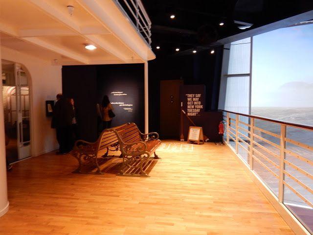Museo del RMS Titanic, Harland and Wolff, Belfast, Irlanda, Ireland, Elisa N, Blog de Viajes, Lifestyle, Travel
