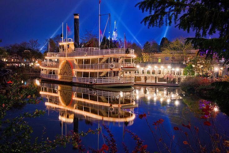 Disneyland Paris - Molly Brown