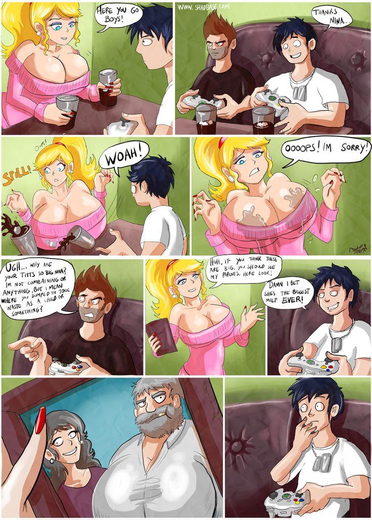 Wife orgasms with fellatio
