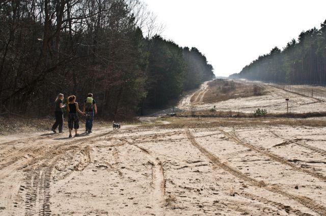 66 Seen wanderung von Halbe nach Wünsdorf