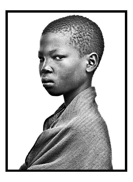 From the Series - FACES OF AFRICA - Ethiopia, March 2011, Printsize 140 x 110 cm  © Copyright by Mario Marino