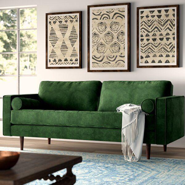Emerald Green Sofa Green Sofa Living Room Green Sofa Living Green Sofa Design Green sofa living room decor