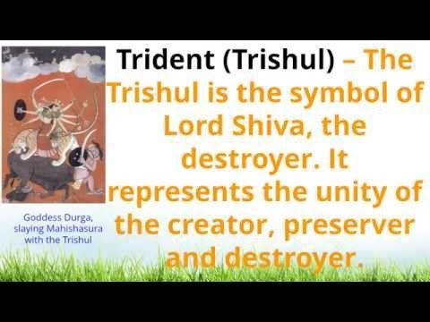 Hinduism Symbols – Symbols used in the Hindu Religion - YouTube