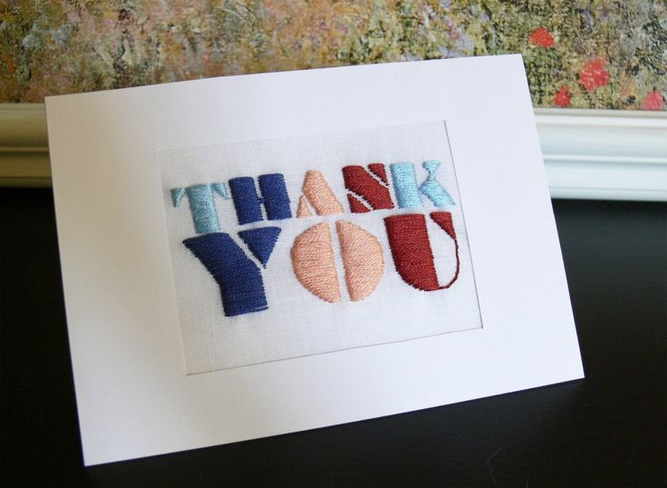 Best images about embroidered cards on pinterest