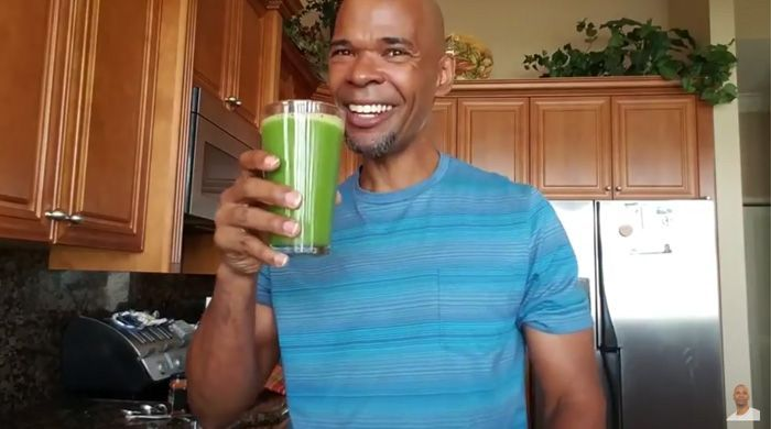 This Dr. Sebi electric alkaline Bam Bam vegetable juice recipe will super energize you and clean of your body at the same time.